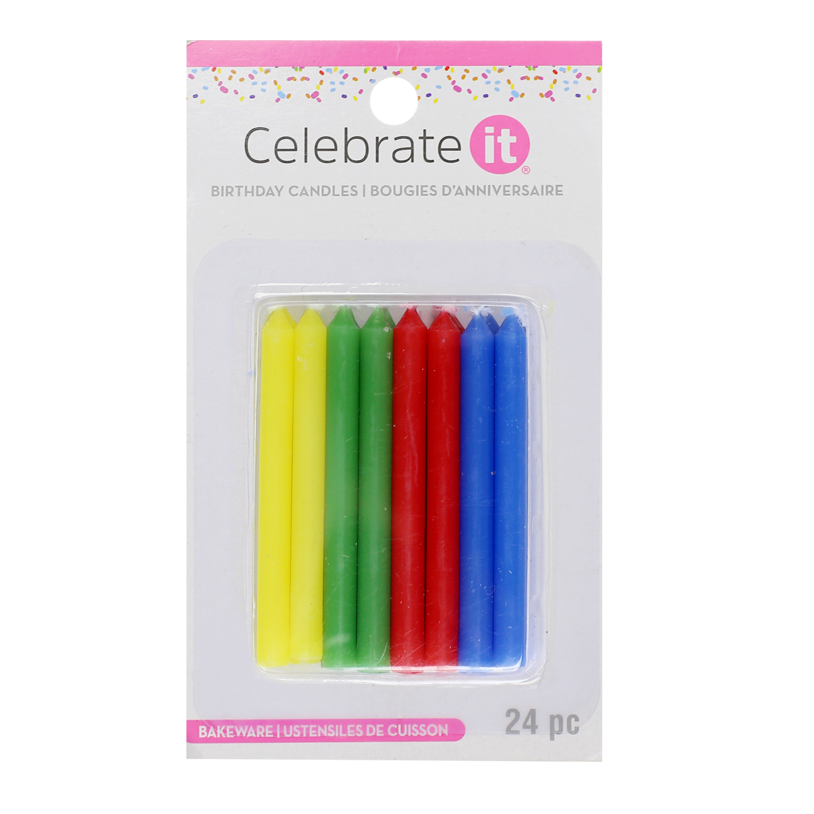Candles Cake Decorations