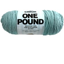Caron One Pound Yarn, Soft Sage