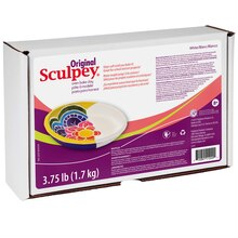 Original Sculpey Oven Bake Clay, 3.75 lb.