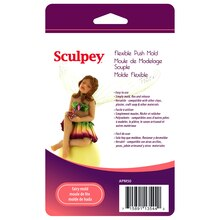Sculpey Flexible Push Mold, Fairy