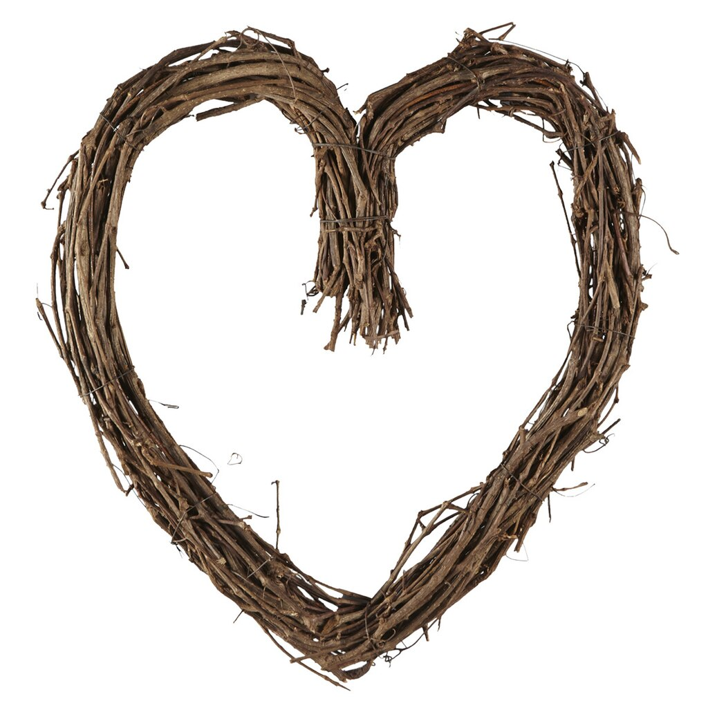 Ashland Grapevine Heart