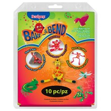 Sculpey Bake & Bend Oven-Bake Clay Kit