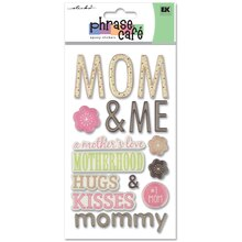 Sticko Mom and Me Epoxy Stickers