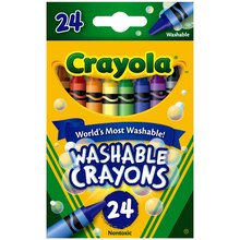 Crayola Washable Crayons Box
