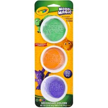 Crayola Model Magic Secondary Color Tubs