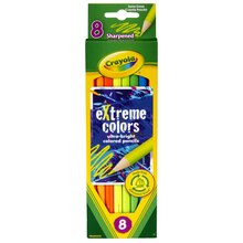 Crayola Extreme Colored Pencils