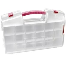Darice Double-Sided Storage Case