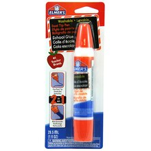 Elmer's Dual Tip School Glue Pen