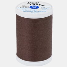 Coats and Clark Dual Duty XP General Purpose Thread, Chocolate