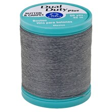 Coats and Clark Dual Duty Plus Button and Carpet Thread, Spool