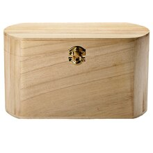 ArtMinds Oval Wooden Box