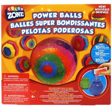 Color Zone Power Balls