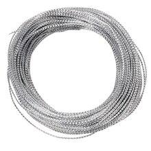 Bowdabra Bow Wire, Silver