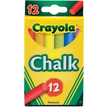 Crayola Chalk, Colors