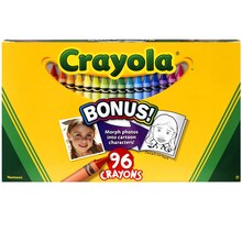 Crayola Boxed Crayons, 96 count