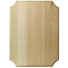 """ArtMinds Basswood French Corner Plaque, 9"""" x 12"""""""
