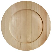 ArtMinds Country Basswood Plate