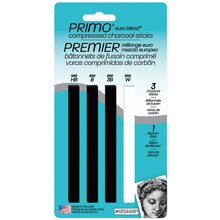 Primo Euro Blend Compressed Charcoal Sticks