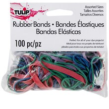 Tulip Rubber Bands, Package