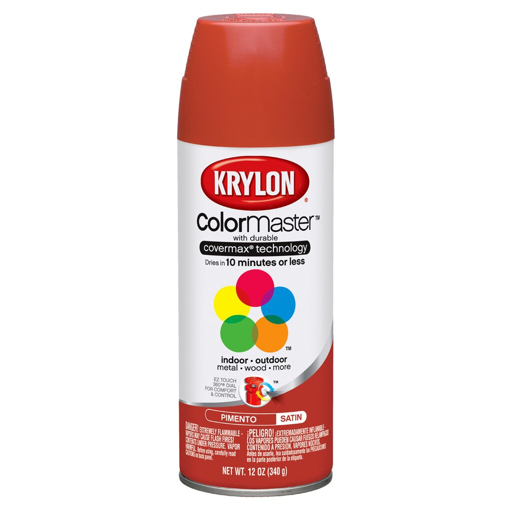 Krylon Satin Ivory Spray Paint
