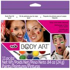Tulip Body Art Body Paint Kit, Sport