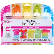Tulip One-Step Tie-Dye Kit, Neon