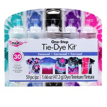 Tulip One-Step Tie-Dye Kit, Carousel