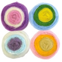 Dimensions Pastel Roving Rolls