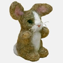 Dimensions Needle Felting Kit, Bunny
