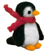 Dimensions Needle Felting Kit, Penguin
