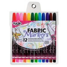 Tulip Fabric Markers Fine Writers Packaging