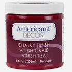 Americana Decor Chalky Finish Paint, Romance