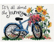Dimensions Counted Cross Stitch Kit, The Journey