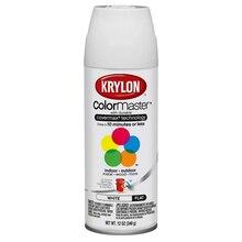 Krylon ColorMaster Flat Enamel, White