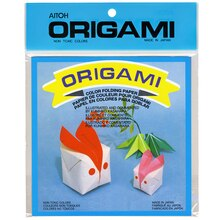 Origami Color Paper Assortment, 5 7/8""