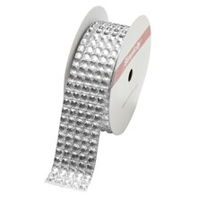 Simplicity Rhinestone Band Trim Roll