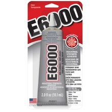 E6000 Permanent Craft Adhesive, 2.0 oz.