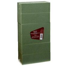 FloraCraft Dry Foam Bricks, Green