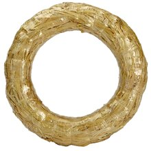 Ashland Straw Wreath Form, 18""