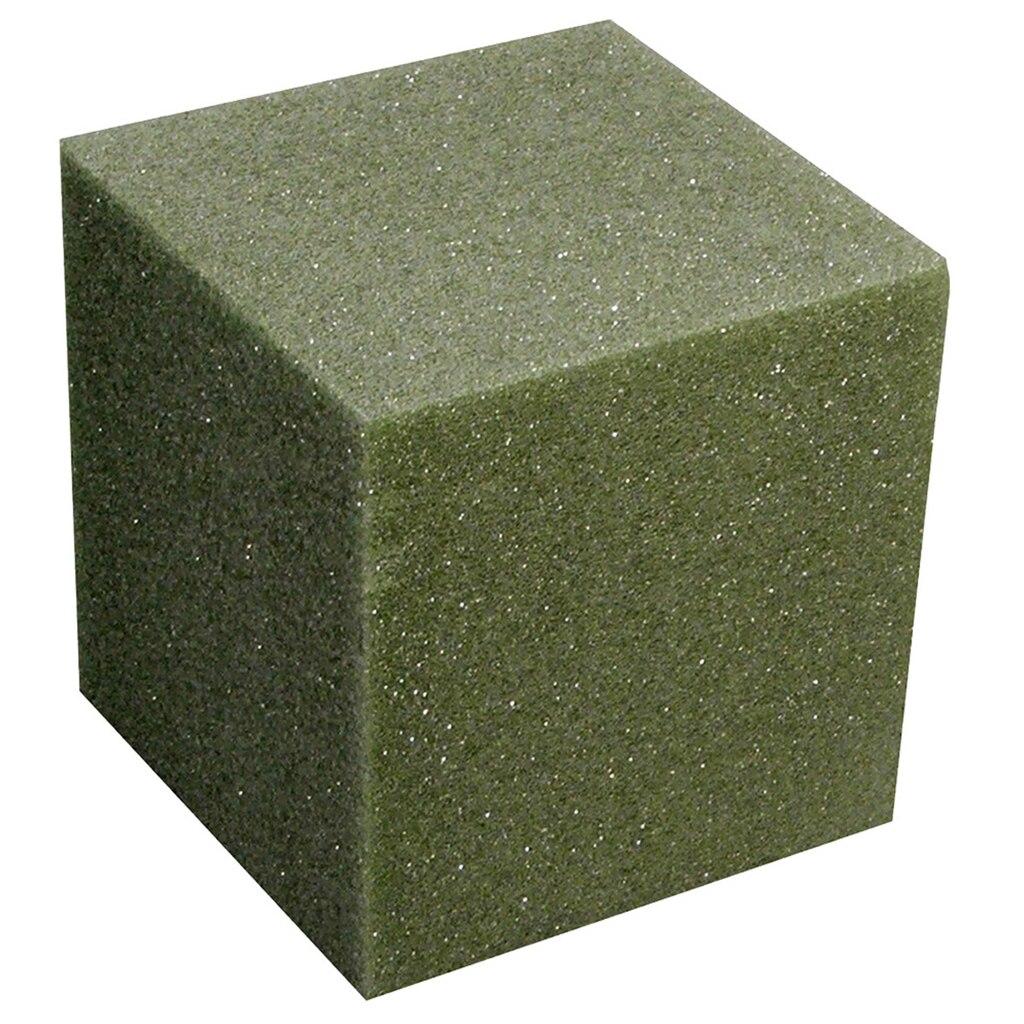 how to cut styrofoam blocks
