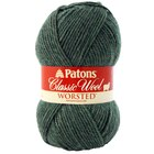 Patons Classic Wool Worsted, Jade Heather