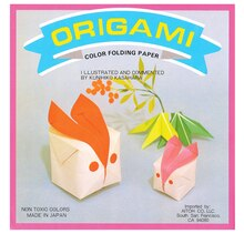 Origami Color Paper Assortment Megapack