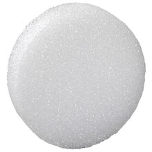 Styrofoam Disc, White 16""