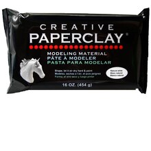 Creative Paperclay Modeling Material
