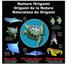Yasutomo Origami Nature Series Sea Life