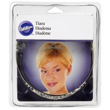 Wilton Rhinestone Heart Tiara Packaging
