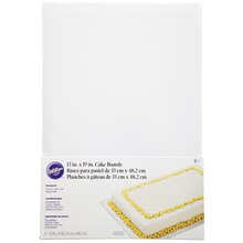 "Wilton Cake Boards, 13"" x 19"", Packaged"