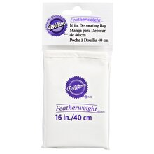 "Wilton Featherweight Decorating Bag, 16"" Package"