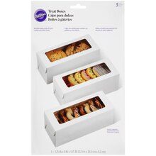 Wilton Window Treat Boxes