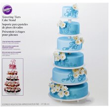 Wilton Towering Tiers Cake Stand Packaged